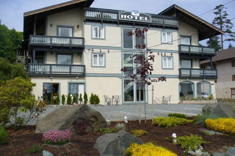 Boutique Hotel in Campbell River